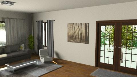 living 6 - Modern - Living room - by lucian_serpi