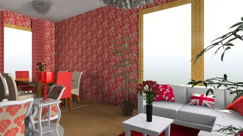 BadGirls living room - Modern - Living room - by eszti