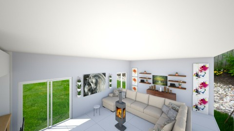 living room - Living room - by ambenevol