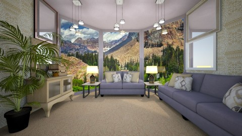 SophisticatedRoom - Classic - Living room - by lori gilluly