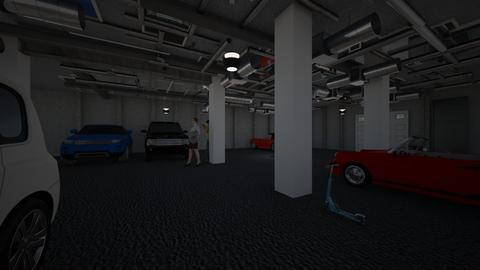Garage - by Nari31