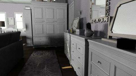 Trois Jolie Femmes - Feminine - Bedroom - by lmurphy32