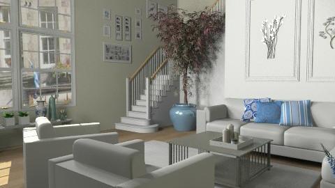 Gathering - Living room - by Tuija