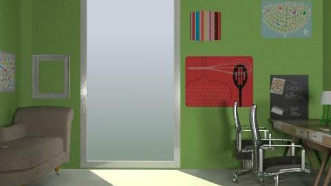 KUJDDSJTYKNFDFSDICAMN - Country - Office - by myrto