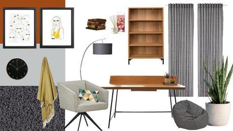 Office - by JESTUMARU