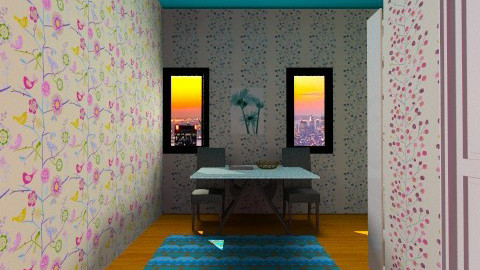 Little color of joy - Feminine - Office - by shaniadasi