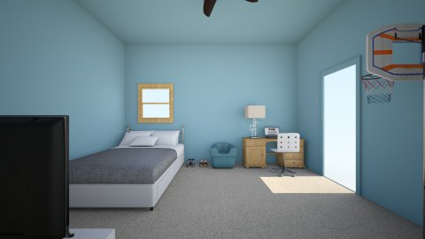 Language Arts Dream Room - Bedroom - by SugerCane