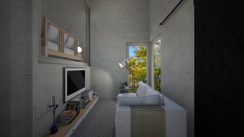 Casa322KitchenLivingArea - Modern - Living room - by nickynunes