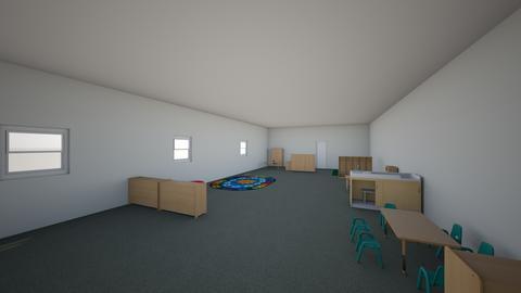 Preschool Floor Plan - Kids room - by LDJTDLKXTLEKYUNFZXDHAFNJUQXYJLV