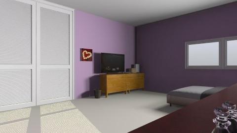 My bedroom - Bedroom - by JMuni