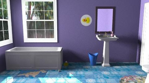 Family Bathroom - Minimal - Bathroom - by TheAlgonaGirl