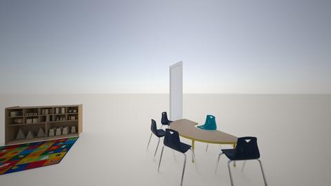 classroom floor plan - by LWJMHFHQCGUFBZLVPNWTLZMQGMLKGYG