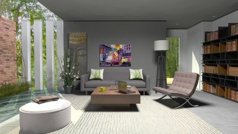 Vigorous - Modern - Living room - by nikanarbut