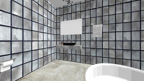 the sweet  - Bathroom - by Niya1122