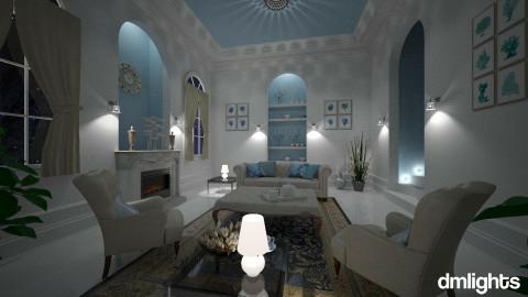 Arabelle - Classic - Living room - by Claudia Correia