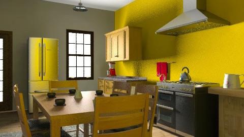 kit - Kitchen - by ory_ana