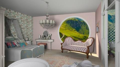 Dream of Spring - Vintage - Bedroom - by beabiabolhas