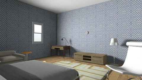 my bedroom  - by Leo Swagger