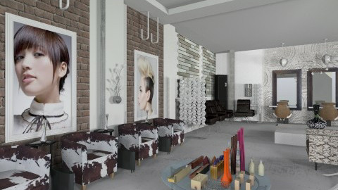 Urban Salon - Eclectic - by shelleycanuck