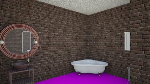 vfhfgvyh - Bathroom - by big datty