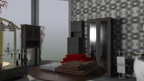 Chic Bathroom - Modern - Bathroom - by Pepper710