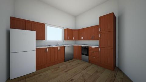 crystal design 2 - Kitchen - by ApartmentNew
