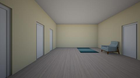 Banana dream - Living room - by Ajn1127