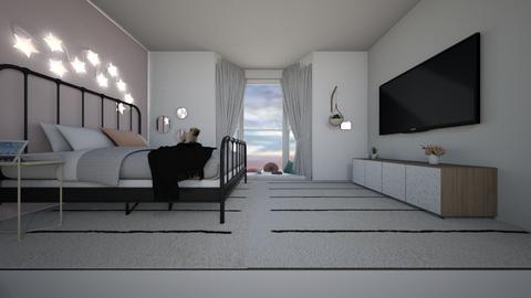 IP Terrazzo - Modern - Bedroom - by Avika
