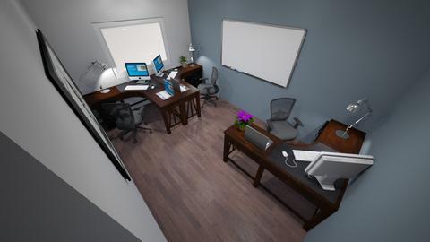 kabinet - Office - by Oskar S