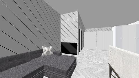 Idris en Sam k - Living room - by juf thalisia