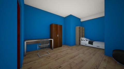 cozy room - Bedroom - by eliahureuven