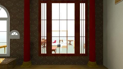 ana - Living room - by silvanasilvana