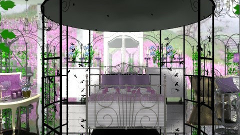 The Lilac Princess - Classic - Bedroom - by Your well wisher