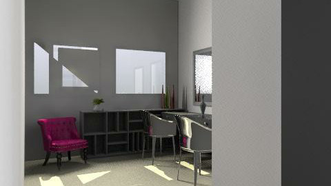 MASQ new studio - Modern - Office - by masqmakeup
