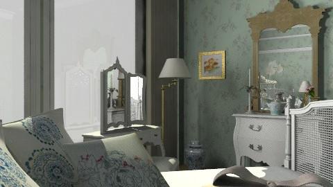 Vintage Beauty!_4 - Vintage - Bedroom - by milyca8