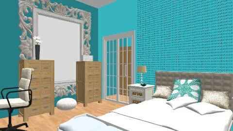 Casa Del Rey Bedroom - by tinkerem91900