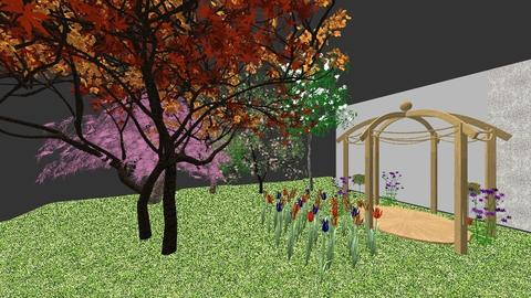Renees house - Modern - Garden - by IOU_A_Fall