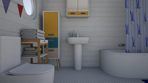 Bathroom - Classic - Bathroom - by Annathea