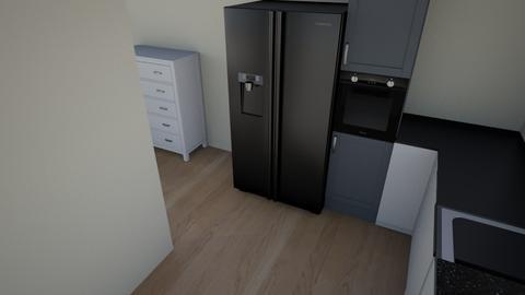 projekt 2 - Living room - by rafaliskorm