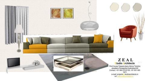 modern style - by mona ilyas