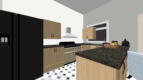 kitchen 1 - Kitchen - by mtuck313