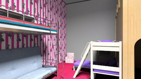 my dream bedroom - Eclectic - Kids room - by kathryn bat