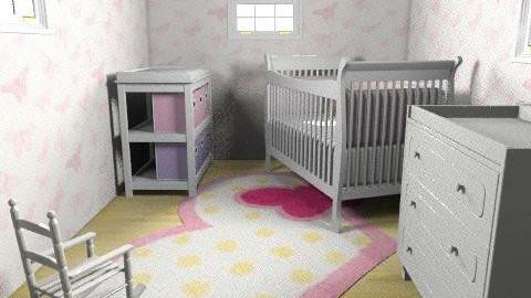 Lauren Dreyfus - Glamour - Kids room - by laurendreyfus