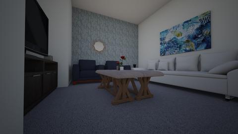 hamna - Living room - by Hamna21