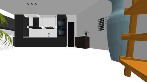 My realistically dream - Kitchen - by Angeladesigner
