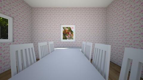 Dining room 1 - Dining room - by Mohamed Zeyada