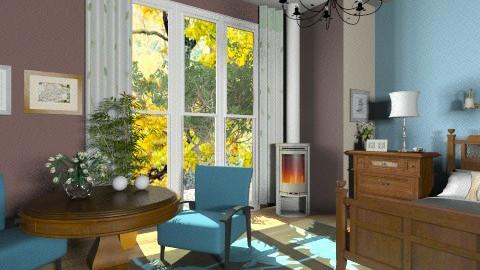 BandB2 - Classic - Bedroom - by milyca8