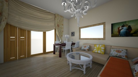 Sufra 2 - Living room - by brailescu