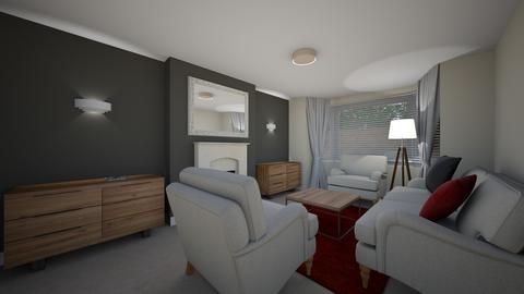 AV Living Room - Living room - by 029HDS