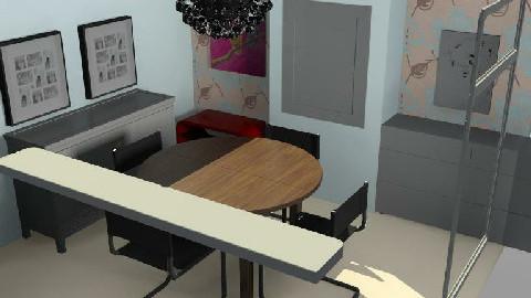 mydiningroom - Dining Room - by lucie